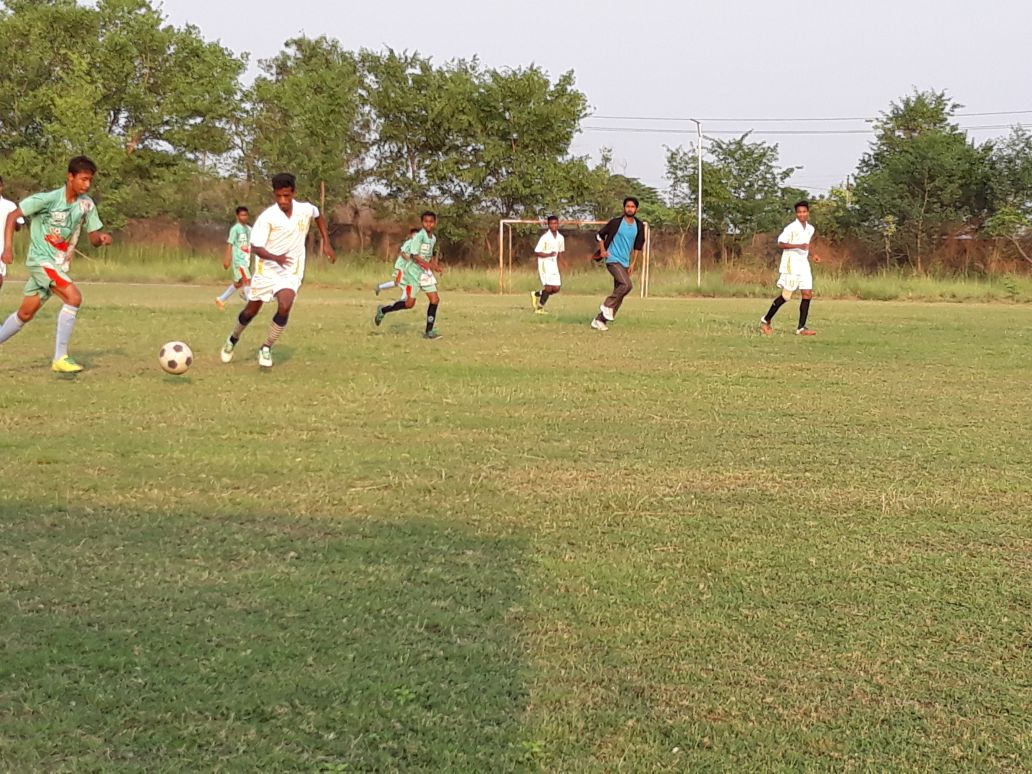 #JSSPS#FootballAcademy#Boys Team Won by 3-0 Against #MyanglesFootballAcademy#Sambhalpur #EkalavyaSportsAndSkillDevelopmentFoundation